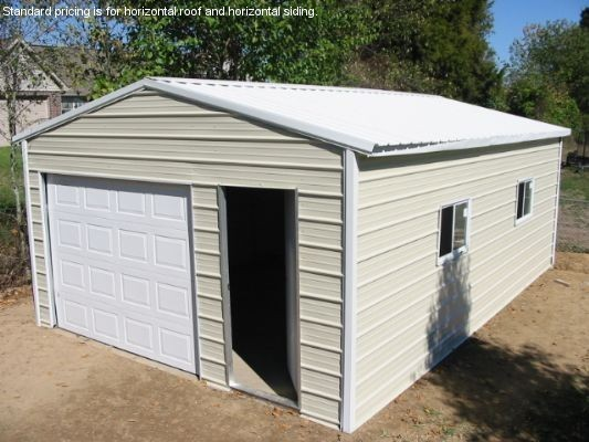 Wildcat barns garages rent to own all metal garages for Build your own pole building