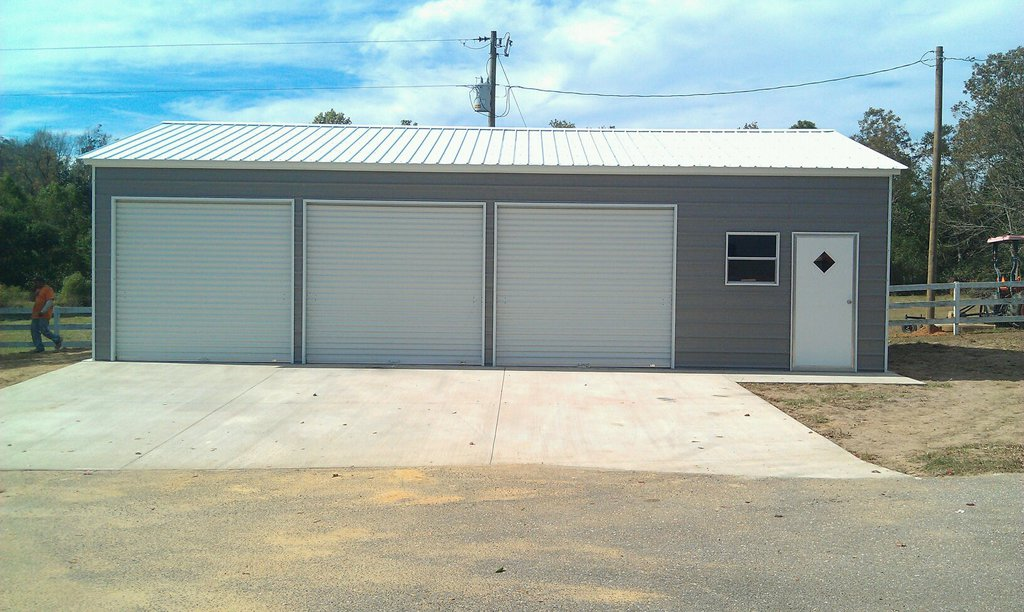 Wildcat Barns Garages Rent To Own All Metal Garages