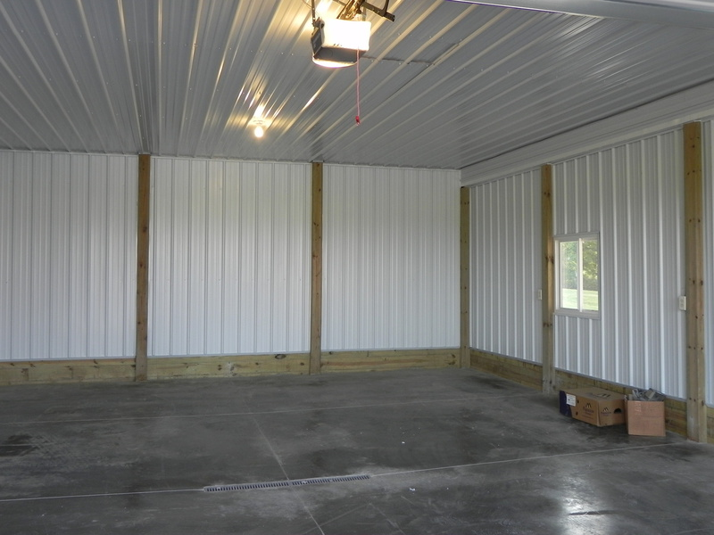 Pole Building Garages