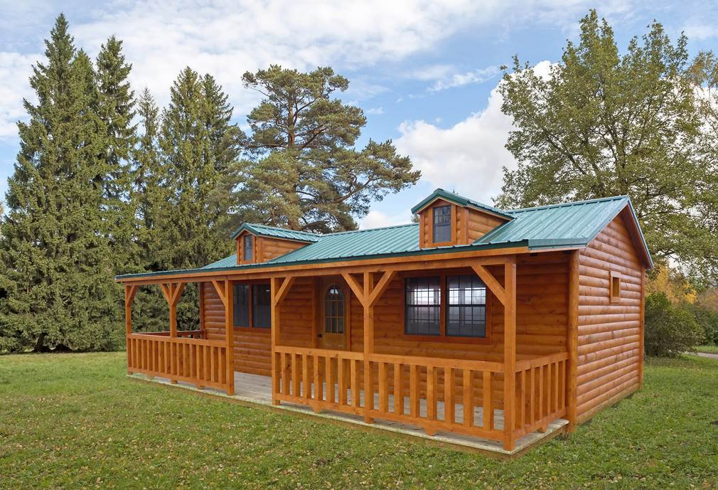 Mobile Home Manufacturers In Georgia >> Wildcat Barns' Log Cabins, RENT TO OWN, Custom Built Log Cabins, Finished Log Cabis