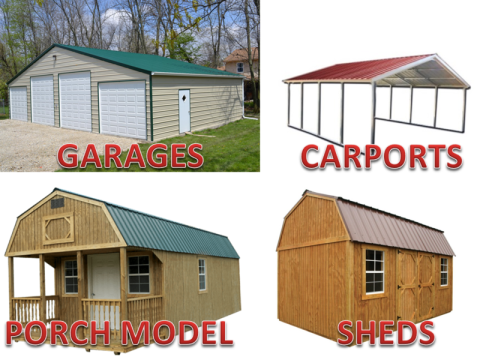 Wildcat Barns Rent To Own Sheds Log Cabins Mini Barns Garages
