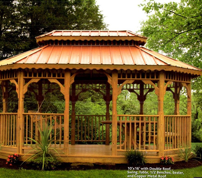 Wildcat Barns London Ky Gazebo