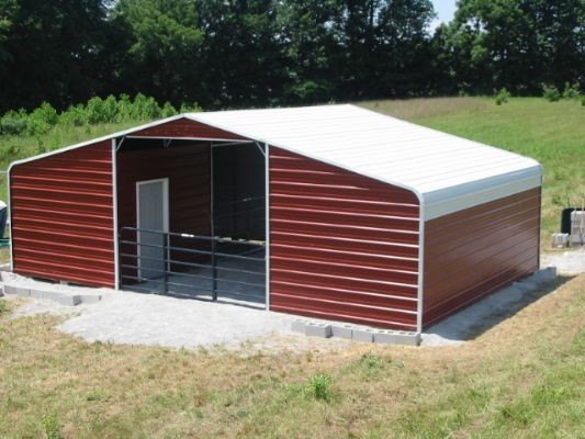Wildcat barns 39 farm barns livestock barns cattle barns for Small metal barns