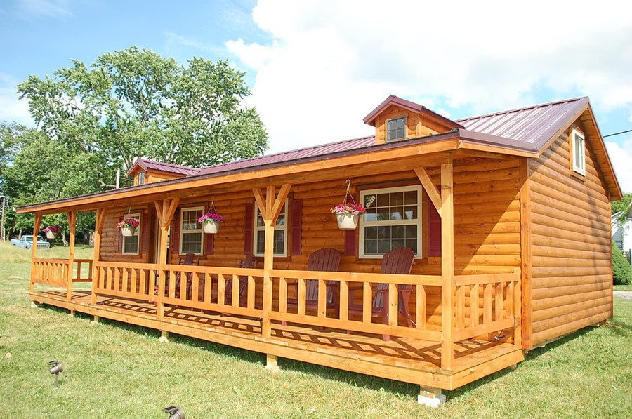 We Have A Huge Selection Of Repo Log Cabins That Are Like New Only A Few  Months Old, NOW Drasticaly Discounted, Ready For Delivery.